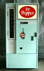 Dr Pepper Vending Machine For Sale Magnificent Dr Pepper Vendo 48 Antique Refinishing Services