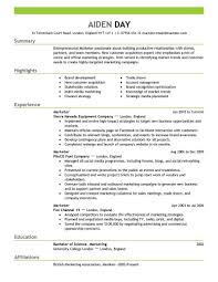 Monster Resume Writing Service Resume Templates