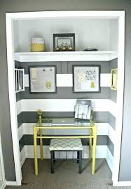 Home office closet ideas Desk Office Closet Ideas Small Closet Desk Ideas Best Office On To Craft Rooms Bedroom Closets Closet The Crazy Craft Lady Office Closet Ideas Small Closet Desk Ideas Best Office On To Craft