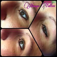 Tetování Očních Linek