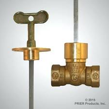 gas fireplace shut off valve code location requirements