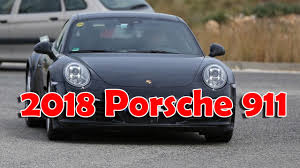 nuova porsche 2018. brilliant 2018 next generation 2018 porsche 911 with a hybrid powertrain throughout nuova porsche