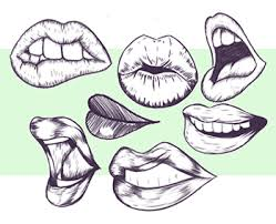 Lip sync by robaato on deviantart. Learn How To Draw With These 10 Easy Exercises Wacom