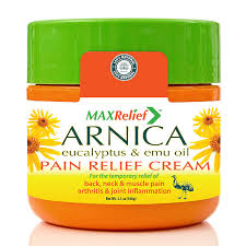 ozhealth arthritis and pain relieving cream