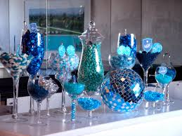 25+ cute Blue candy buffet ideas on Pinterest | Blue candy bars, Candy table  and Blue candy