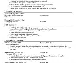 Resume Sample Word Doc. Sample Template Of An Excellent Experienced ...