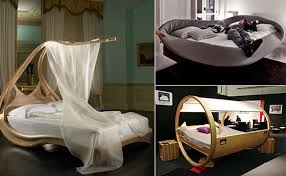 unique bed. 14 Unique And Exotic Bed Designs For Unusual Sleep Experience Y