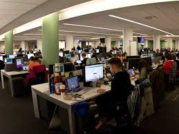 cramped office space. Office, Crowded, Busy, Working, Work, Huffington Post, Office Tour, Feeling Cramped? Cramped Space O