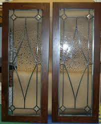 stained glass cabinet stained glass kitchen cabinet door panels