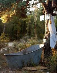 galvanized metal bathtub example of a perfect use for our vintage galvanized cowboy tubs s vintage