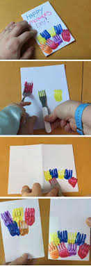 Diy Kids Birthday Card 15 Diy Mothers Day Card Ideas For Children The Hackster