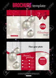 Christmas Leaflet Templates Free Holiday Party Flyer