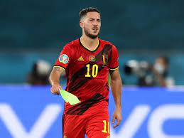Eden Hazard scares Real Madrid fans with sudden exit from Belgium-France -  Football Espana