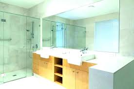 how to remove a large mirror from bathroom wall remove mirror from wall how removing large
