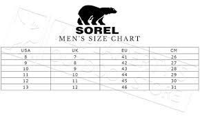 Sorel Caribou Boot Buff Mens Nm1000281