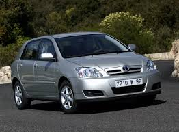 2004 Toyota Corolla (e12) – pictures, information and specs - Auto ...
