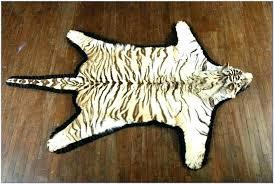 faux animal skin rugs fur best home ideas small fake hide zebra rug large mocha
