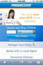 Progressive Auto Quote Simple Progressive Insurance Mission Statement Unique Progressive Insurance
