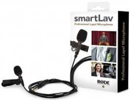 <b>Rode</b> Smartlav+ петличный <b>микрофон</b> для iPhone, iPad купить в ...