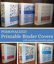 Free Printable Binder Templates 12 Binder Cover Templates Free Sample Example Format