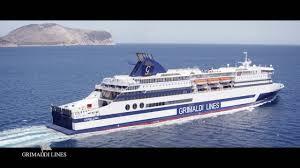 La flotta - Grimaldi Lines