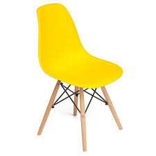 <b>Стул Secret De</b> Maison CINDY (EAMES) Yellow​ (Желтый) <b>TetChair</b>