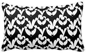 <b>Cushion</b> Cover Standard <b>Pillowcase</b> Decorative Black and White ...