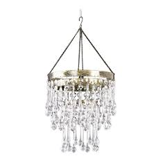 accessories captivating small crystal chandeliers round shaped clear glass shade metal fixtrure material antique brass finish