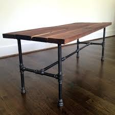 riverside coffee table reclaimed wood steel pipe recycled perth riverside coffee table reclaimed wood steel pipe recycled perth