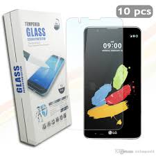 tempered glass screen protector for lg stylus 2 ls775 stylo 2 k520 mobile phone accessories screen protectors with ng cell phone screen protectors