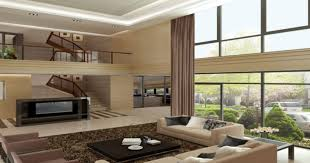 Modern Living Room Curtain Living Room Awesome Living Room Curtains With Two White Chair