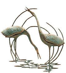 >heron metal wall art elitflat second life marketplace wall art metal heron call