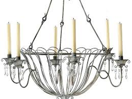 non electric candle chandelier lighting home design ideas electrical parts