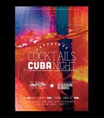 25 Cocktail Party Flyer Psd Templates Free & Premium - Designyep