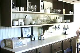 open cabinet shelves open kitchen cabinet ideas decoration shelves for kitchen cabinets stylish made to fit open cabinet shelves