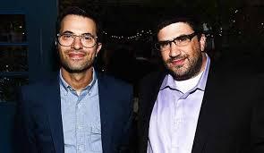 Showrunners Edward Kitsis, Adam Horowitz ('Amazing Stories') interview -  GoldDerby