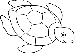 Free Sea Turtle Coloring Pages With