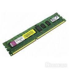 <b>Оперативная память 4GB</b> (<b>1x4GB</b>, Dual Rank x8) PC3-10600 CL9 ...