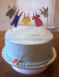 Easy Homemade Baby Shower Cake Ideas Omega Centerorg Ideas For Baby