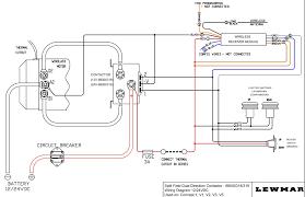 lewmar windlass solenoid wiring diagram wiring diagram and lewmar bow thruster parts at Lewmar Bow Thruster Wiring Diagram