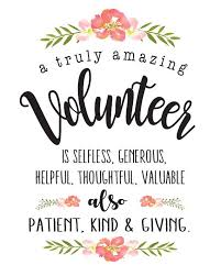 Volunteer Appreciation Quotes