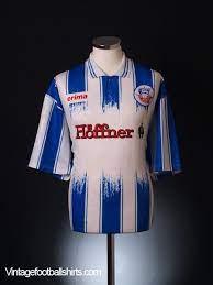 Die geschichte von hansa rostock (bild 16). 1995 96 Hansa Rostock Home Shirt Xxl For Sale
