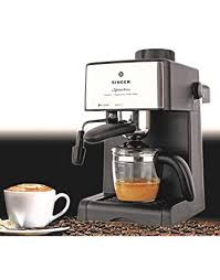 Get milk frothers and enjoy deliciously smooth cappuccinos and lattes at home with just the push of a button. Espresso Machine Buy Espresso Machines Online At Low Prices In India Amazon In