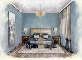 Wonderful Modern Concept Interior Design Bedroom Sketches Kids Drawing Let My Son  Draw On His Inside Lovely
