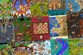 java games by handygames are still leaving countless of cell phone gamers all over the