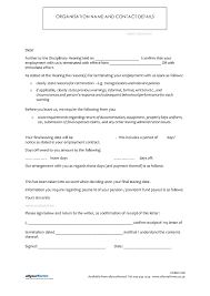 100 Write Termination Letter Best Photos Of Tenant Notice