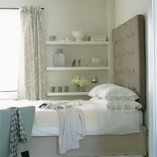bedroom floating shelves photo - 1