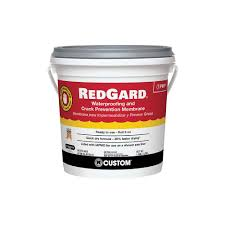 redgard 1 gal waterproofing and prevention membrane