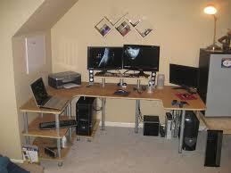Diy Acrylic Computer Desk