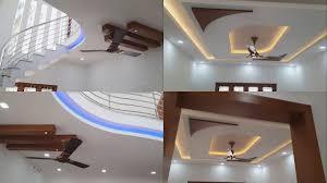 latest gypsum false ceiling design